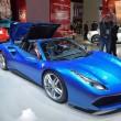 Salone Francoforte, sfida tra spider: Ferrari vs Lamborghini