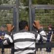 Ungheria, lacrimogeni sui migranti. Croazia nuova rotta10