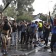 Ungheria, lacrimogeni sui migranti. Croazia nuova rotta17
