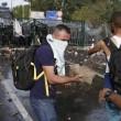 Ungheria, lacrimogeni sui migranti. Croazia nuova rotta18
