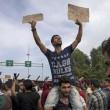 Ungheria, lacrimogeni sui migranti. Croazia nuova rotta 4