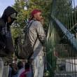 ngheria arresta 9mila migranti. Muro Orban sigilla confine19