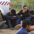 ngheria arresta 9mila migranti. Muro Orban sigilla confine16