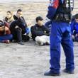 ngheria arresta 9mila migranti. Muro Orban sigilla confine15