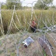 ngheria arresta 9mila migranti. Muro Orban sigilla confine13