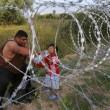 ngheria arresta 9mila migranti. Muro Orban sigilla confine8