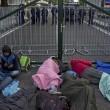 ngheria arresta 9mila migranti. Muro Orban sigilla confine24