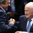 Fifa, sospesi per 90 giorni Blatter, Platini e Valcke