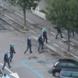 Bologna, sgombero ex Telecom: anche bambini sui tetti13