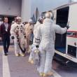Nasa, gli scatti inediti delle missioni Apollo su Luna7