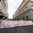 """Studenti in piazza contro la """"Buona Scuola9"""