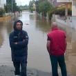 Olbia allagata: Rio Siligheddu fa temere alluvione7