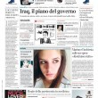 Putin, Ignazio Marino le prime pagine dei giornali (10)