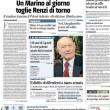 Putin, Ignazio Marino le prime pagine dei giornali (2)