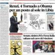Putin, Ignazio Marino le prime pagine dei giornali (3)