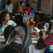 Matrimonio annullato: pranzo nozze diventa festa per barboni7