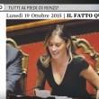 YouTube: Lilli Gruber e la scollatura di Maria Elena Boschi