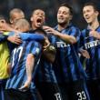 PAGELLE - Inter-Roma 1-0: Handanovic-Medel al top