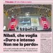 Vincenzo Nibali, lo strano titolo della Gazzetta sul trionfo