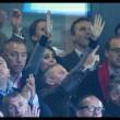 Kate Middleton tifosa sugli spalti ai Mondiali di rugby 6