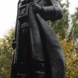Odessa (Ucraina), statua Lenin diventa Dart Fener2