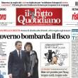 """Marco Travaglio sul Fatto Quotidiano: """"Meglio Tony che mai"""""""
