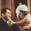 Papa Francesco incontrò coppia gay giorno prima di Kim Davis01