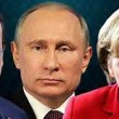 Hollande, Putin e Merkel