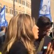 """Laura Ravetto contestata dai Vigili dei Fuoco. Lei: """"Vaffa"""""""