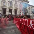 Cortei studenti in tutta Italia. Bologna, scontri. FOTO Roma6
