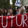 Cortei studenti in tutta Italia. Bologna, scontri. FOTO Roma