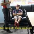"""Valentino Rossi-Marquez, """"Gran gara, eh"""", """"Bel calcio...""""4"""