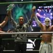 Lewis Hamilton wrestler: dalla F1 al ring in Messico VIDEO