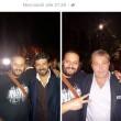 Suburra: Francesco Spada FOTO con Favino e Amendola a Ostia
