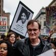 """Polizia contro Quentin Tarantino: """"Boicottate i sui film"""""""