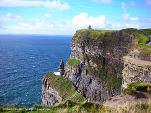 Irlanda on the road: Cliffs of mother