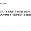 """Attentati a Parigi, ostaggio: """"Aiutateci, è una carneficina"""""""