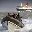 Scozia, Royal Marine simula attacco da nave dirottata FOTO2
