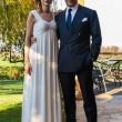 Stefano Accorsi-Bianca Vitali, matrimonio