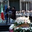 Valeria Solesin bandiera d'Europa: addio con Marsigliese10