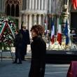 Valeria Solesin bandiera d'Europa: addio con Marsigliese9