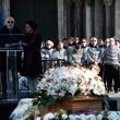 Valeria Solesin bandiera d'Europa: addio con Marsigliese4