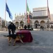 Valeria Solesin bandiera d'Europa: addio con Marsigliese19