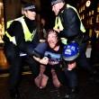 Londra, corteo Anonymous: scontri con polizia FOTO4