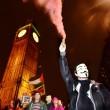 Londra, corteo Anonymous: scontri con polizia FOTO