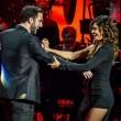 Belen Rodriguez e Gonzalo Higuain, passo di tango in tv FOTO