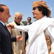 Berlusconi attacca Renzi in politica estera: e lui in Libia?