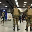 Bruxelles, allarme attentati: alzato il livello allerta313