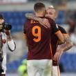 Roma-Lazio 2-0, la vince Garcia