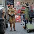 Roma, militari nelle stazioni metro dopo attentati Parigi 3